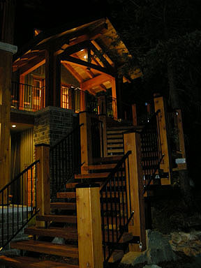 Samuelson Timberframe Design - vancouver home design
