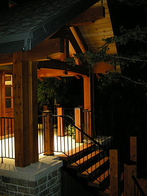 Samuelson Timberframe Design - west coast vancouver architecture
