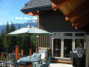 Samuelson Timberframe Design - west coast home designs