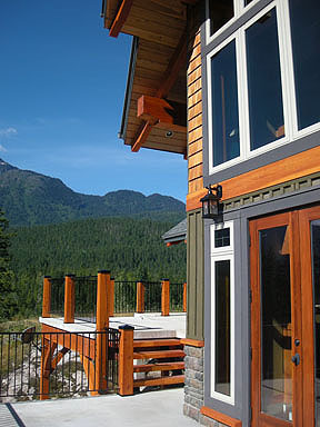 Samuelson Timberframe Design - timberframe vancouver