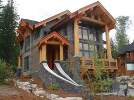 Samuelson Timberframe Design - whistler architecture