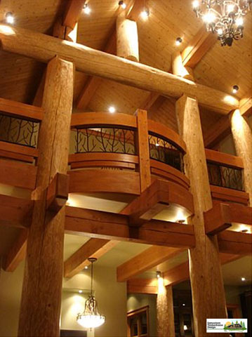 Samuelson Timberframe Design - post and beam