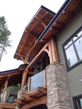 ... Samuelson Timberframe Design   Okanagan Timberframe Design