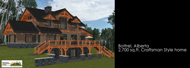 Samuelson Timberframe Design - timber frame craftsman
