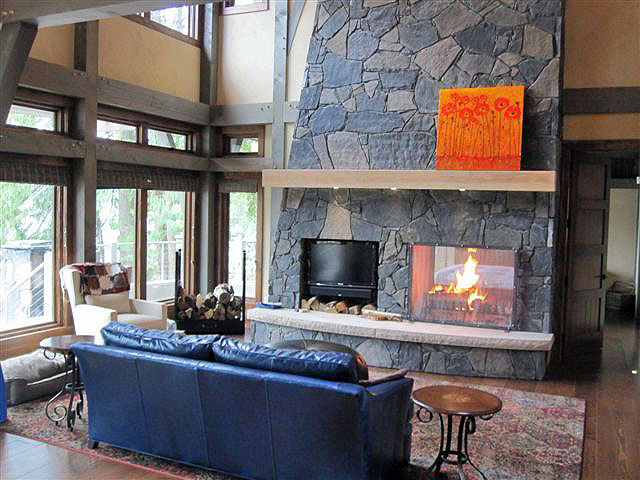 Samuelson Timberframe Design - west coast style