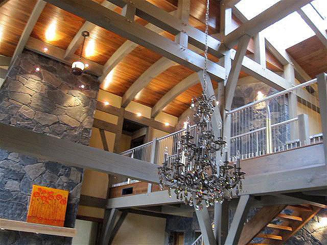 Samuelson Timberframe Design   West Coast Contemporary ...